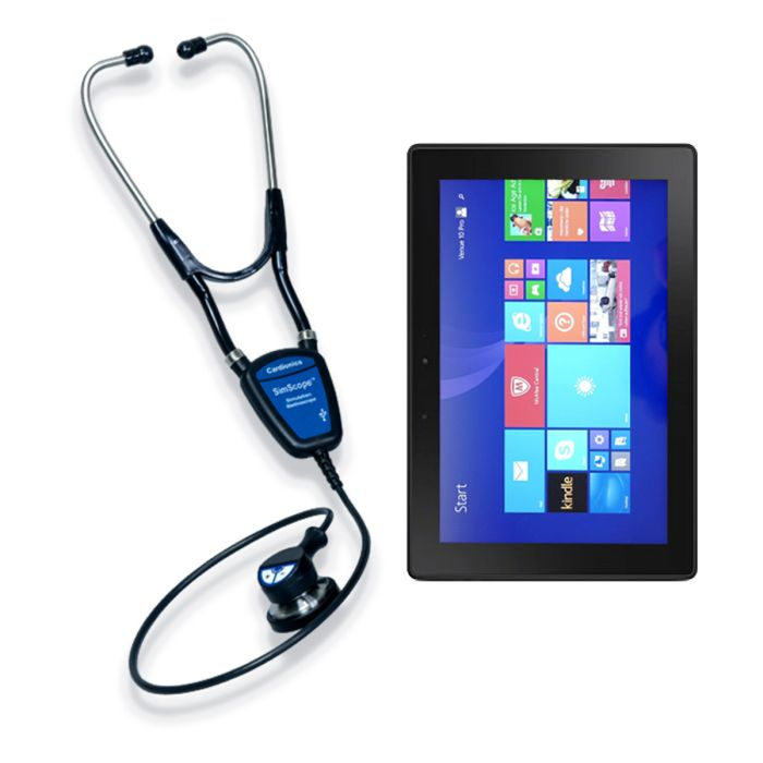 SimScope® Computer Tablet, inkl. Software