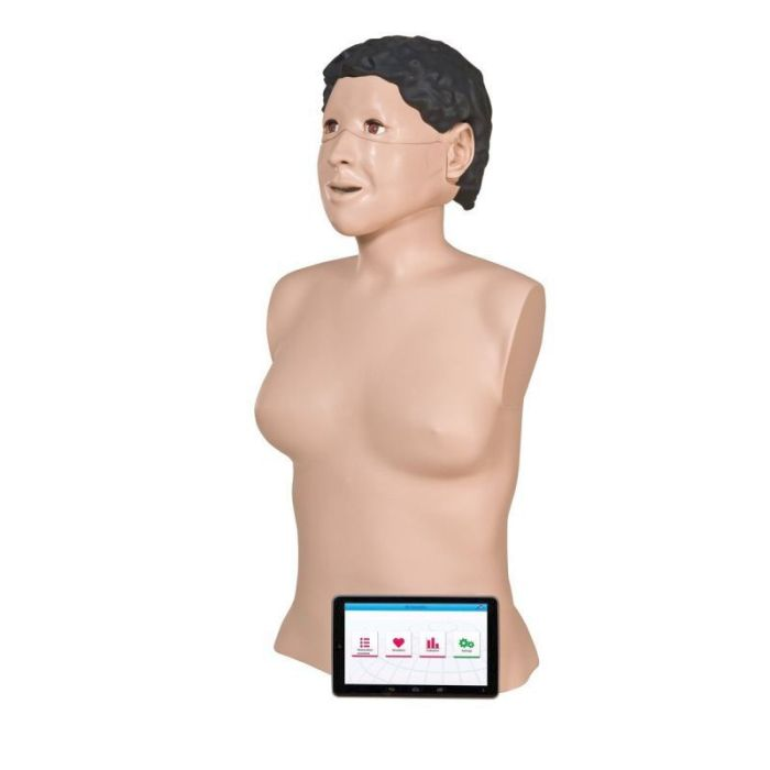 P71, CPR Lilly Pro mit Tablet, hell